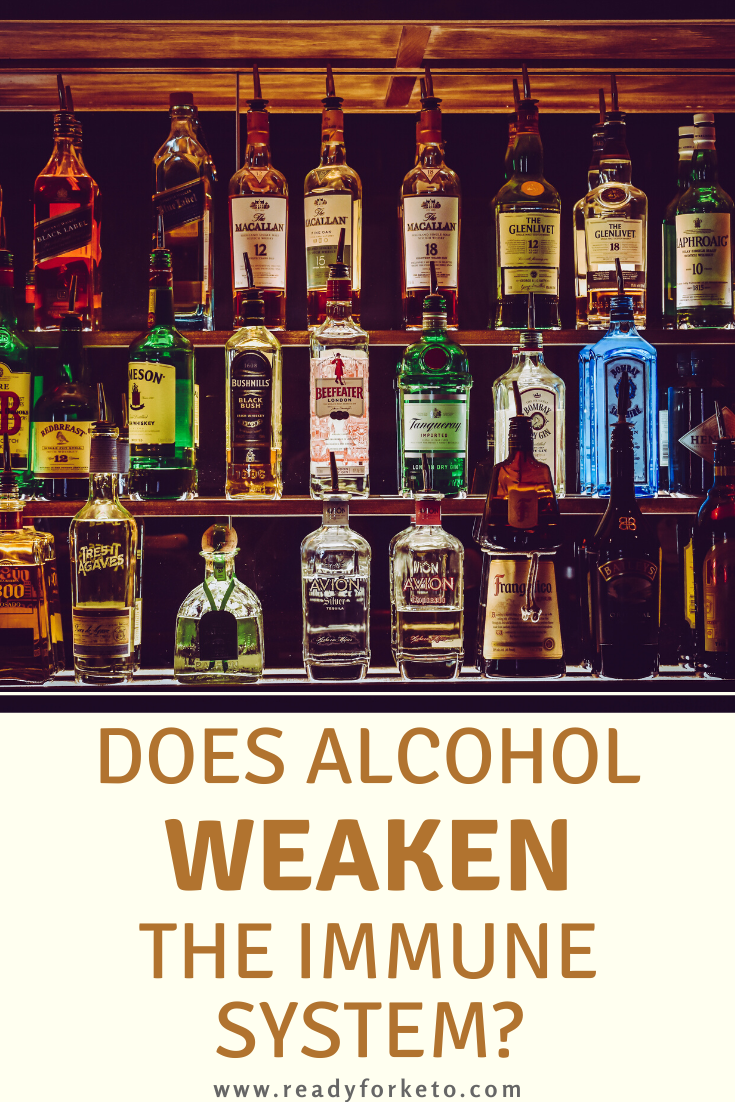 Does Alcohol Weaken the Immune System?